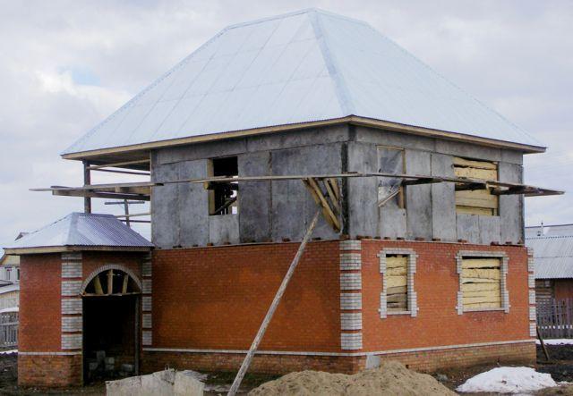 сборка домов в балезино